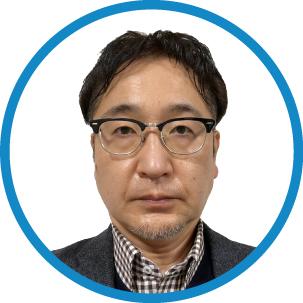 シヤチハタ株式会社 広報 <br />向井博文さん