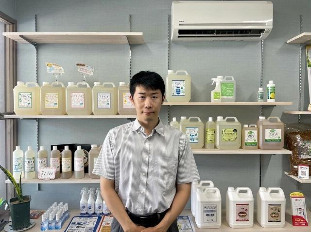 株式会社クリイジャパン 取締役 山崎さん