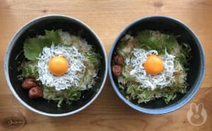 """徳島県・朝日丸水産のシラスで作る""""のせる・混ぜる""""だけの一皿ごはん3選"""