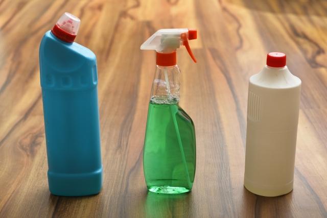 さまざまな液性の洗剤